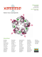 Cover picture of Channels 8(4)